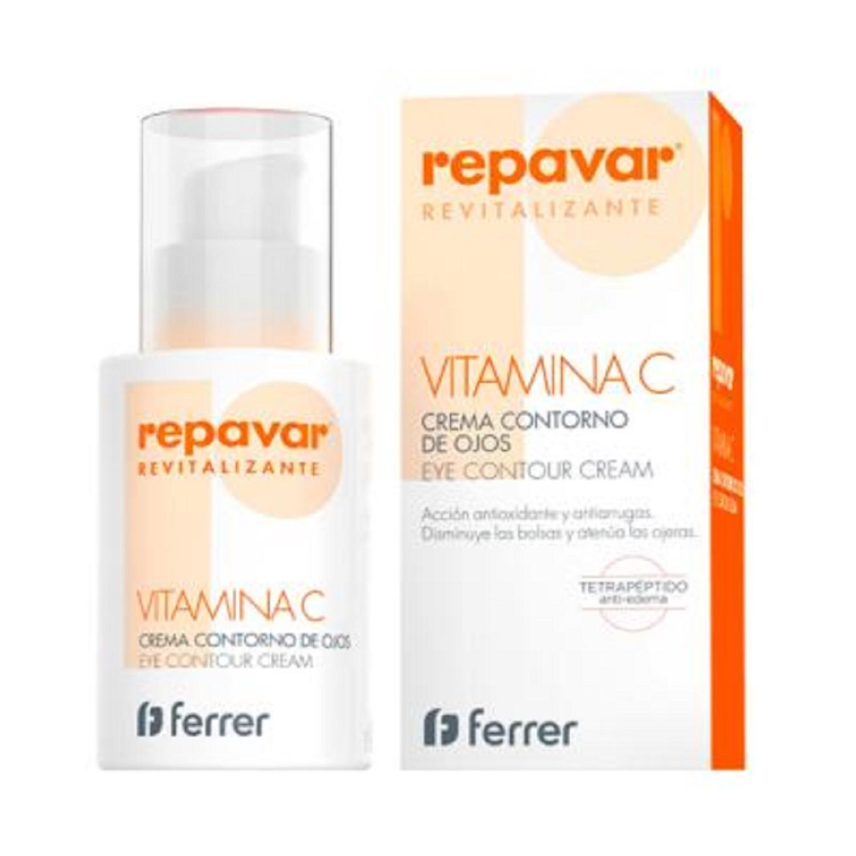 Crema contorno de ojos Salud Bienestar Cuidados Piel Mujer Hombre Ferrer Facial Antiarrugas