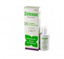 Zelesse Higiene Intima Cuidado Intimo Activo Piel Sensible Protege Hidrata
