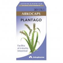 Arkocaps Plantago Arkopharma 48 cápsulas Favorece el Tránsito Intestinal Alimentación