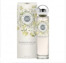 Agua de Colonia Flores Blancas 150ml. Iap Pharma Parfums Perfumes Belleza Salud