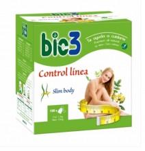 Caja de 100 Bolsas Bio3 Control Línea Ayuda a Cuidarte Sobrepeso Dieta Salud