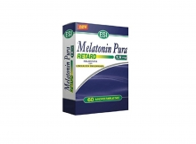Melatonin Pura Retrad 1,9 mg. Melatonina con Liberacion Prolongada Complemento