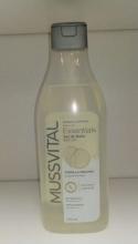 Mussvital Essentials Gel de Baño 750 ml Formula Original Piel Suave Y Delicada