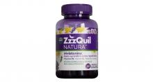 Ayuda A Dormir ZzzQuil 60 Gominolas Sabor Frutos Secos Sueño Descanso Relajante