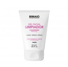 Gel Limpiador Bimaio Limpiador Exfoliante Purificante Piel Mixta Normal 120ml