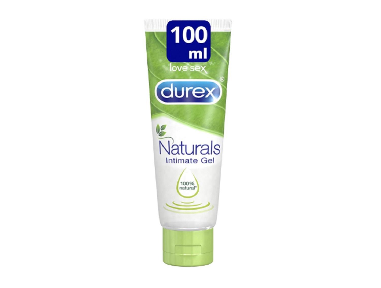 Durex Love Sex Naturals Intimate Gel Lubricante Ecológico Sexo Más Sensual 100ml