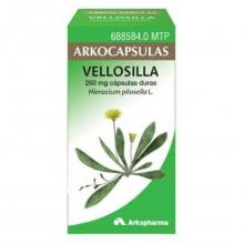 Arkocápsulas Vellosilla 250 mg Arkopharma Eliminación de Líquidos 48 Cápsulas Cuidados