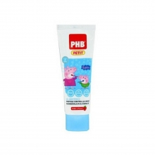 Gel dentífrico Peppa Junior Active Protección Natural Salud Bienestar Dental PHB