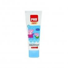 Gel dentífrico Peppa Junior Active Protección Natural Salud Bienestar Dental PHB