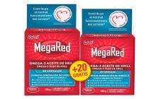 Megared 60 + 20 Capsulas Contribuye Al Normal Funcionamiento Del Corazón
