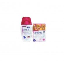Gel de Higiene Íntima Lutsine E45 + 16 Toallitas De Higiene Intima Pack Oferta