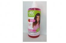 Antipiojos OTC Aroma Fresa Spray Desenredante Tripe Accion Protege Hidrata 250ml