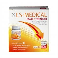 XLS Medical Max Strength Protección Aplicación Salud Bienestar Limpieza Cuerpo Cuidados Piel
