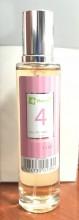 Agua de colonia perfume numero 4 de 30 ml mujer iap pharma belleza salud olfato