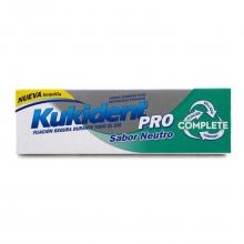 Crema adhesiva para dentaduras postizas Protección Natural Salud Kukident 70g