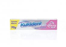 Crema adhesiva para prótesis dentales Protección Natural Salud Kukident 70g