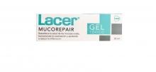 Lacer Mucorepair Gel Tópico 30 ml Restablece Las Mucosas Orales Cicatrizacion