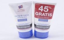 Pack de 2 Unidades Crema de Mano Neutrogena Concentrada Hidrata Repara Piel