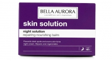 Balsamo Nutritivo Reparador Crema De Noche Bella Aurora Sink Solution 50ml.