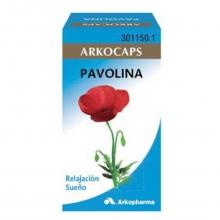 Arkopharma Pavolina Arkocápsulas Recuperación del Sueño Relajación 48 Cápsulas Cuidados