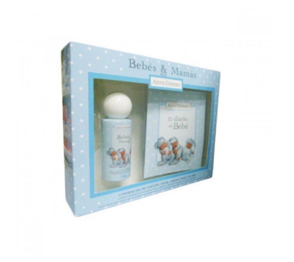 Pack Anne Geddes Colina de 100 ml + Regalo Diario del bebe bebes & mamas perfume