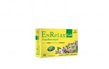 Enrelax Forte Valeriana 500mg Tranquilidad Natural 15 Com. Relajar Descanso