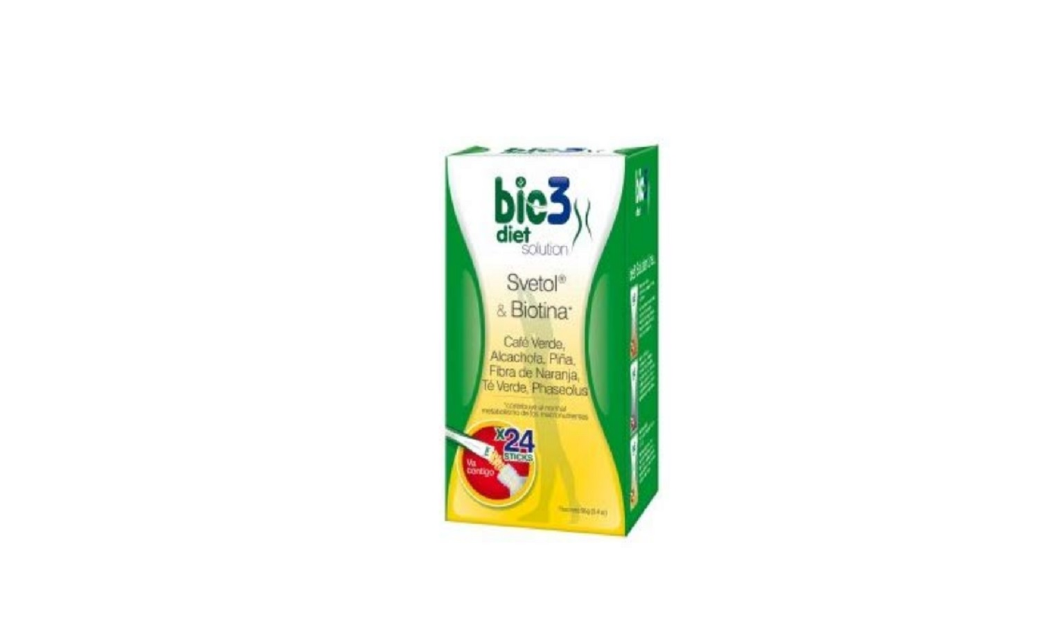 Bie3 Diet Solution Cuidar Salud Contribuye Normal Metabolismo Adelgazar Linea