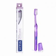 Cepillo dental ultrasuave Salud Bienestar Cuidados Bucal Limpieza Mujer Hombre Vitis