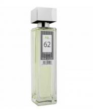Agua de colonia perfume numero 62 de 150 ml hombre iap pharma belleza salud