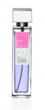Agua de colonia perfume numero 27 de 150 ml mujer iap pharma belleza salud