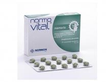 Normo Care Memoria 30 Comprimidos Alimentar a Tu Mente Y Sistema Nervioso