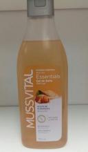 Mussvital Essentials Gel de Baño 750 ml Aceite De Almendras Cuidado Cuerpo