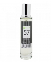 Agua de colonia perfume numero 57 de 30ml hombre iap pharma belleza salud