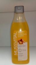 Cuidado Corporal Essentials Gel De Baño Aceite De Argán Mussvital 750ml Piel