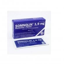 Somnolin Melatonina 1.9 g Protección Aplicación Salud Bienestar Limpieza Cuerpo Cuidados Piel