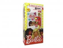 Pack Ahorro Pasta Dentifrica + Cepillo Infantil + Regalo Libreta Barbie