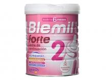 Blemil Plus 2 ForteLeche De Continuación Para Lactantes A Partir De 6 m 800g
