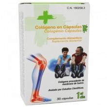 Colágeno en Cápsulas Complemento Alimenticio Rueda Farma Cuidados Bienestar