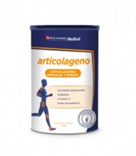 Forte Pharma Articolágeno Sabor Neutro Bote con 30 dosis