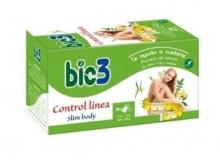 Bio3 Control De Línea 25 Bolsitas